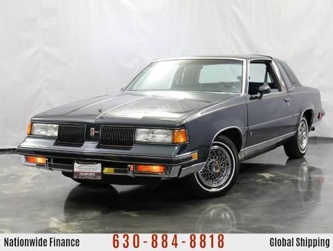1988 Oldsmobile Cutlass Supreme for sale in Addison, IL