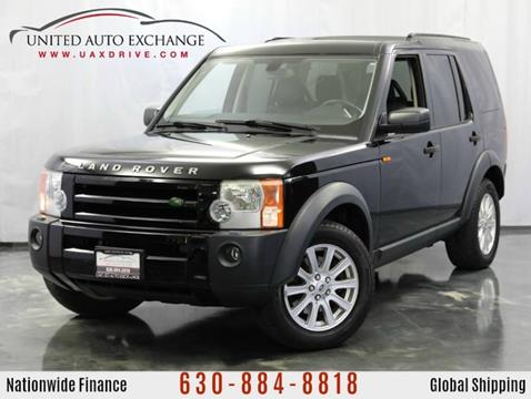 2008 Land Rover LR3 for sale in Addison, IL