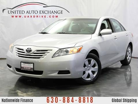 2009 Toyota Camry for sale at United Auto Exchange in Addison IL