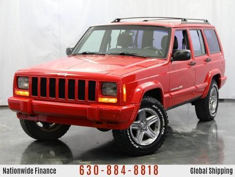 2000 Jeep Cherokee for sale in Addison, IL