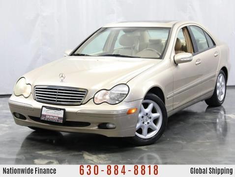2003 Mercedes-Benz C-Class for sale in Addison, IL