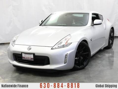 Nissan 350z 2015 >> 2015 Nissan 370z For Sale In Addison Il