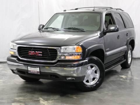 2005 GMC Yukon SLT for sale at United Auto Exchange in Addison IL