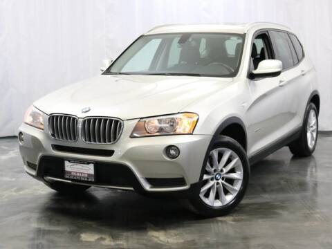 2013 BMW X3 xDrive28i for sale at United Auto Exchange in Addison IL