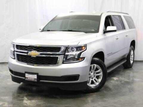 2017 Chevrolet Suburban LT 1500 for sale at United Auto Exchange in Addison IL