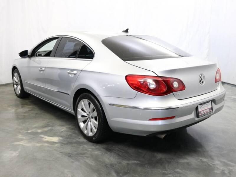 2012 Volkswagen CC Sport (image 13)