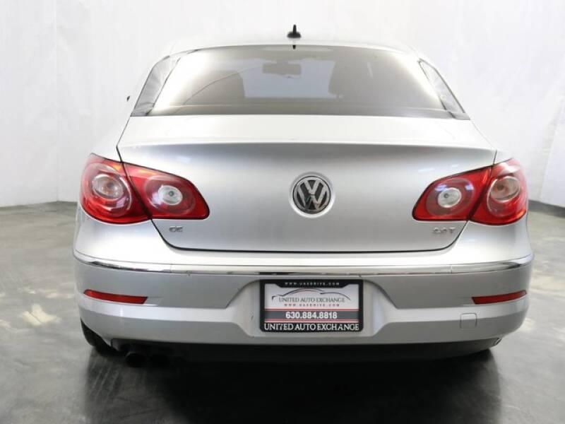 2012 Volkswagen CC Sport (image 11)
