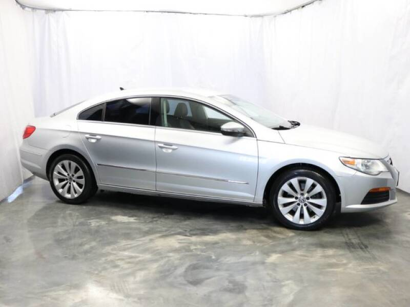 2012 Volkswagen CC Sport (image 9)
