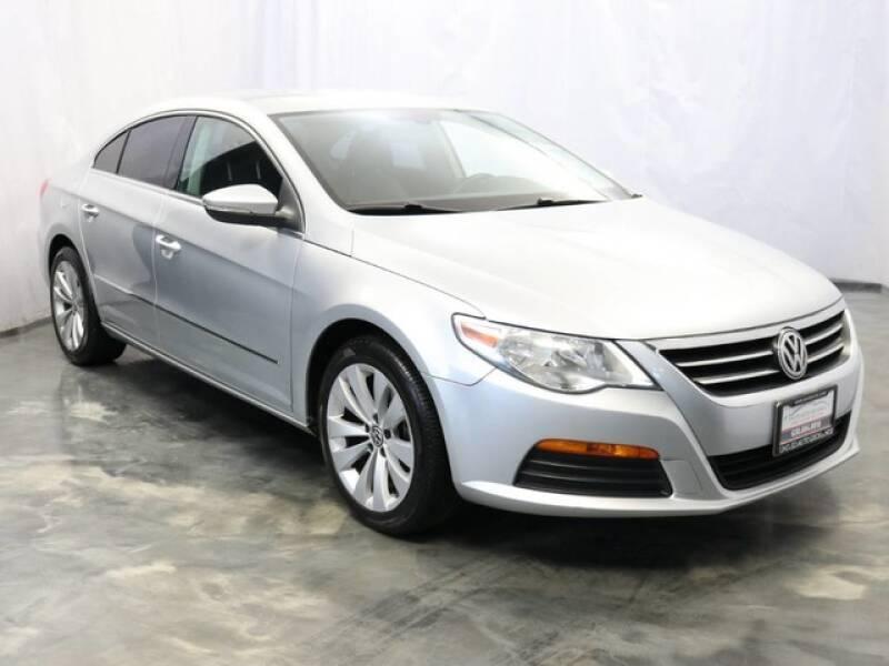 2012 Volkswagen CC Sport (image 8)
