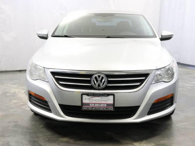 2012 Volkswagen CC Sport (image 7)