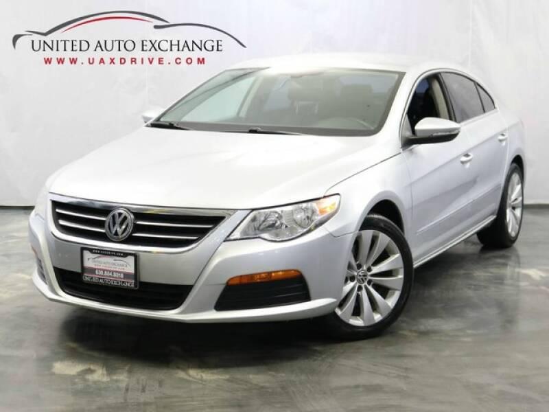 2012 Volkswagen CC Sport (image 1)