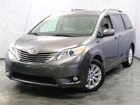 2011 Toyota Sienna for sale at United Auto Exchange in Addison IL