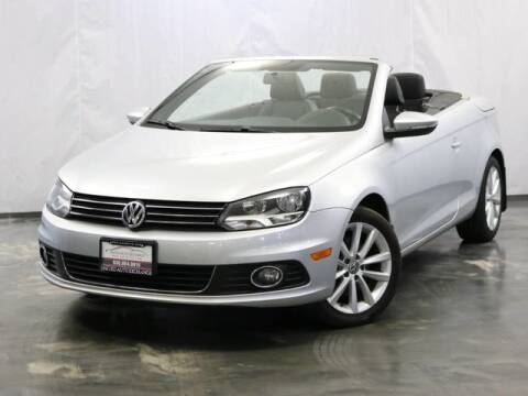2014 Volkswagen Eos for sale at United Auto Exchange in Addison IL