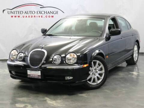 2000 Jaguar S-Type for sale at United Auto Exchange in Addison IL