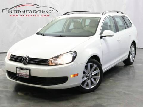 2014 Volkswagen Jetta for sale at United Auto Exchange in Addison IL