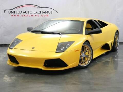 2008 Lamborghini Murcielago for sale at United Auto Exchange in Addison IL