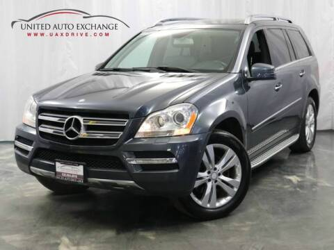 2011 Mercedes-Benz GL-Class GL 450 4MATIC for sale at United Auto Exchange in Addison IL
