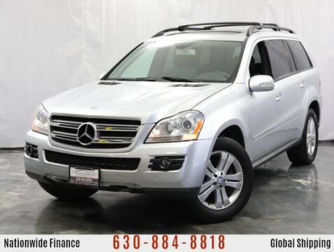 2008 Mercedes-Benz GL-Class GL 450 4MATIC for sale at United Auto Exchange in Addison IL