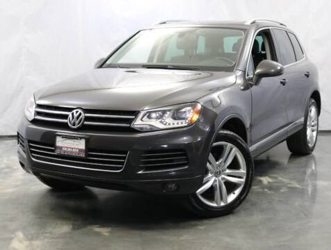 2011 Volkswagen Touareg for sale at United Auto Exchange in Addison IL
