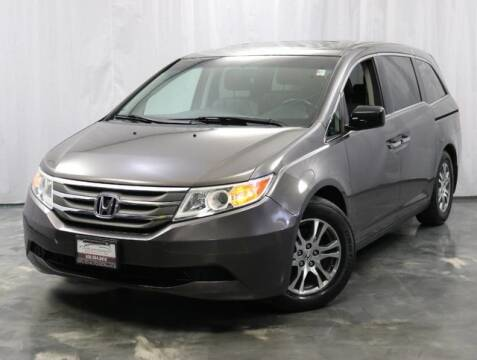 2011 Honda Odyssey for sale at United Auto Exchange in Addison IL