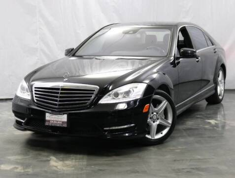2010 Mercedes-Benz S-Class S 550 4MATIC for sale at United Auto Exchange in Addison IL