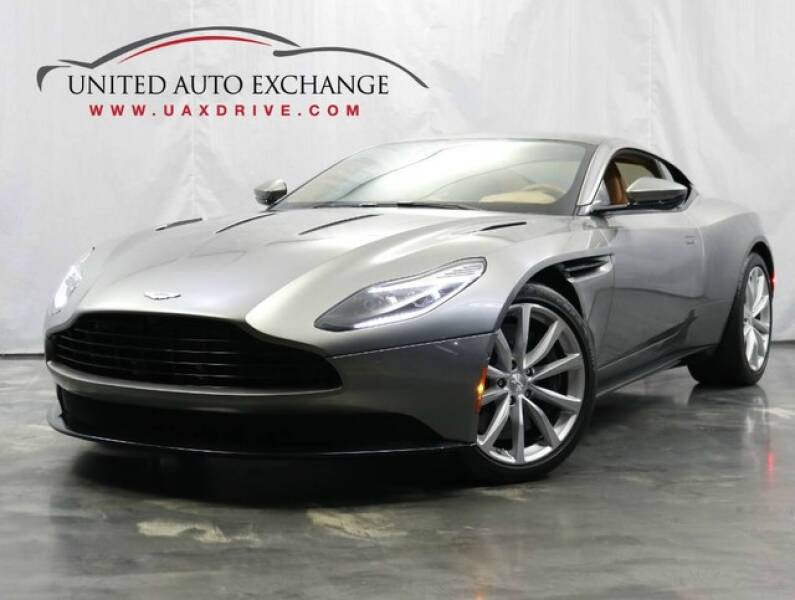 2017 Aston Martin DB11 for sale at United Auto Exchange in Addison IL