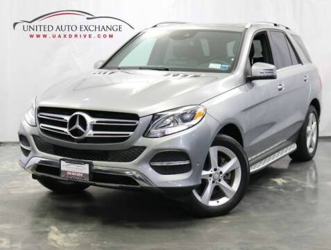 2016 Mercedes-Benz GLE for sale at United Auto Exchange in Addison IL