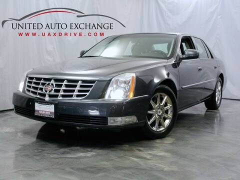 2010 Cadillac DTS for sale at United Auto Exchange in Addison IL