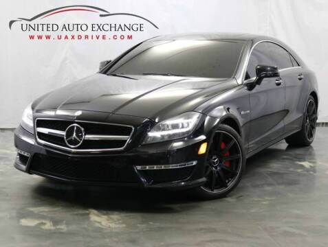 2012 Mercedes-Benz CLS for sale at United Auto Exchange in Addison IL