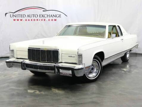 1977 Lincoln Continental for sale at United Auto Exchange in Addison IL