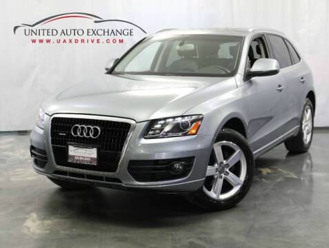2010 Audi Q5 for sale at United Auto Exchange in Addison IL
