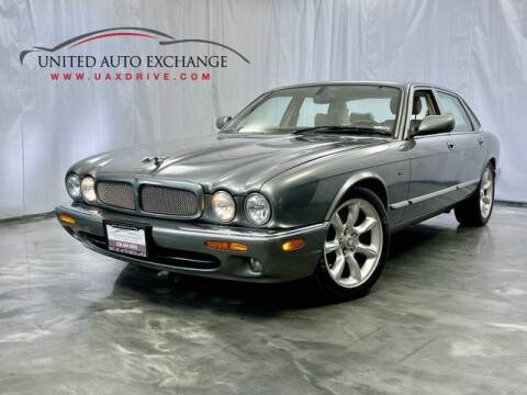 2003 Jaguar XJR for sale at United Auto Exchange in Addison IL