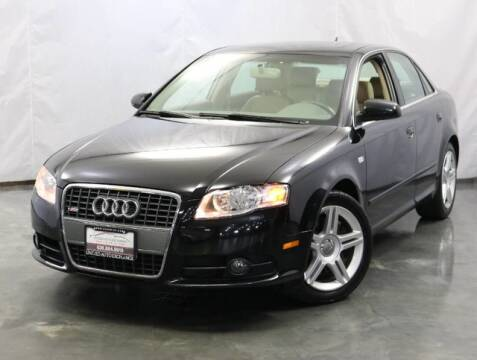 2008 Audi A4 for sale at United Auto Exchange in Addison IL
