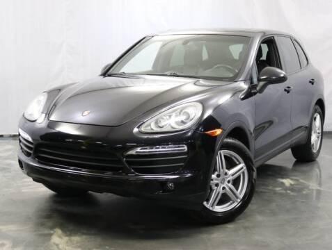 2014 Porsche Cayenne for sale at United Auto Exchange in Addison IL