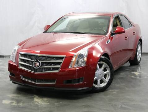 2008 Cadillac CTS for sale at United Auto Exchange in Addison IL