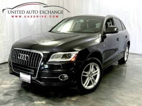 2014 Audi Q5 for sale at United Auto Exchange in Addison IL