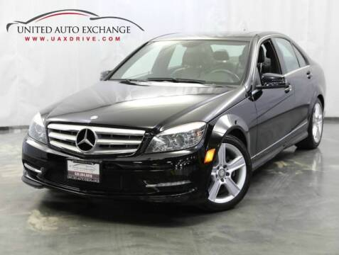 2011 Mercedes-Benz C-Class for sale at United Auto Exchange in Addison IL