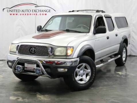 2003 Toyota Tacoma for sale at United Auto Exchange in Addison IL