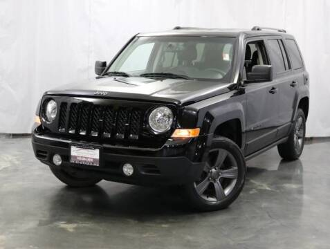 2017 Jeep Patriot for sale at United Auto Exchange in Addison IL