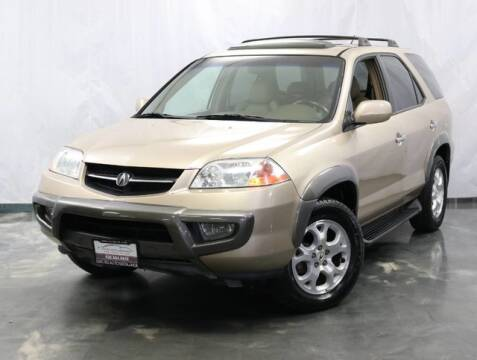 2001 Acura MDX for sale at United Auto Exchange in Addison IL