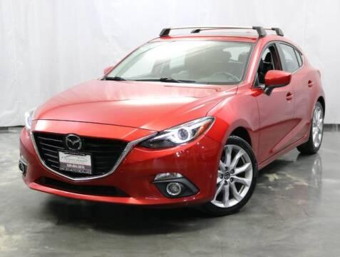 2014 Mazda MAZDA3 for sale at United Auto Exchange in Addison IL