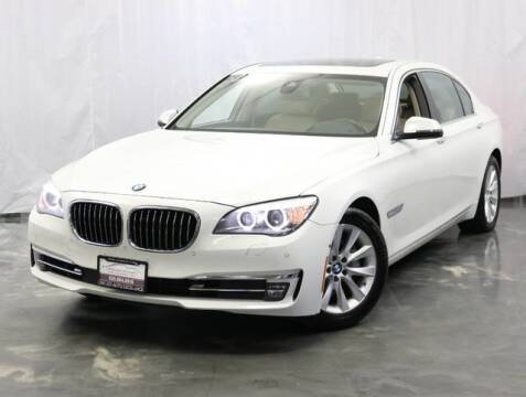 2013 BMW 7 Series for sale at United Auto Exchange in Addison IL