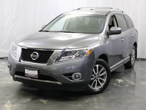 2015 Nissan Pathfinder for sale at United Auto Exchange in Addison IL