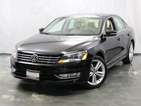 2014 Volkswagen Passat for sale at United Auto Exchange in Addison IL