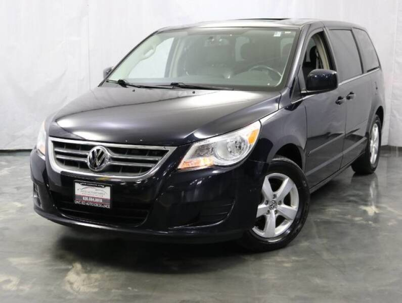 2010 Volkswagen Routan for sale at United Auto Exchange in Addison IL