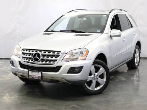 2010 Mercedes-Benz M-Class for sale at United Auto Exchange in Addison IL