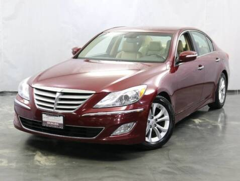 2013 Hyundai Genesis for sale at United Auto Exchange in Addison IL