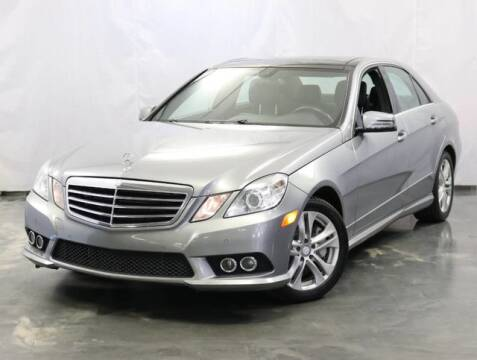 2010 Mercedes-Benz E-Class for sale at United Auto Exchange in Addison IL