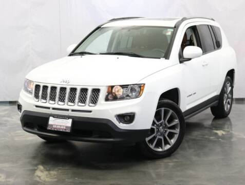 2014 Jeep Compass for sale at United Auto Exchange in Addison IL