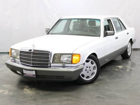 1988 Mercedes-Benz 560-Class for sale at United Auto Exchange in Addison IL